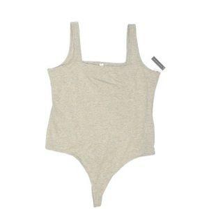Grey BP bodysuit from Nordstrom's